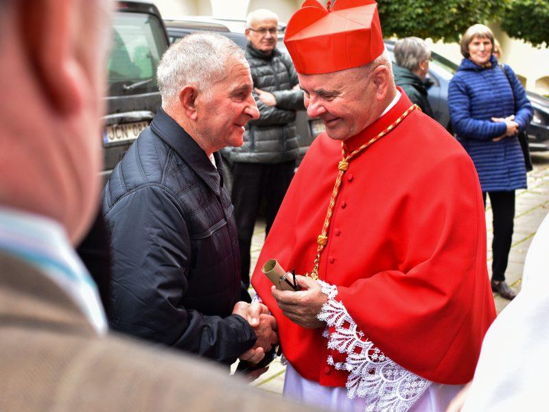 Kardinolo S. Tamkevičiaus Padėkos Mišios