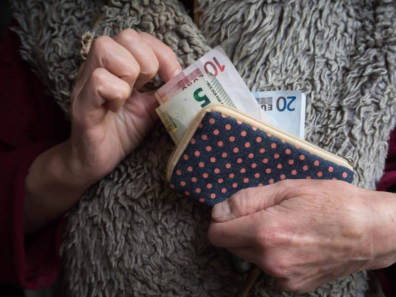 S. Skvernelis: 13-oji pensija nėra rinkiminis triukas