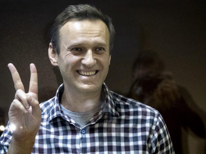 JAV paskelbė sankcijų Rusijos pareigūnams dėl A. Navalno apnuodijimo