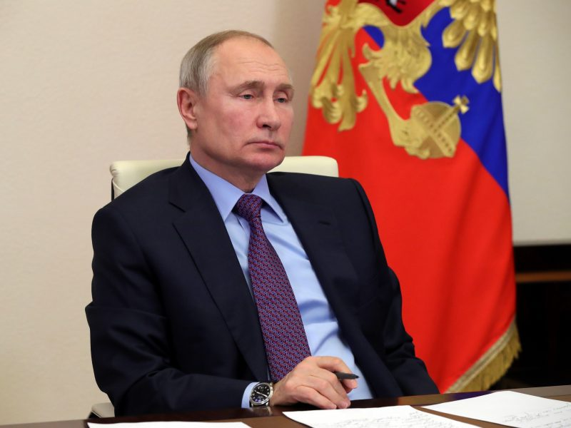 V. Putinas: naujosios START sutarties galiojimo pratęsimas – žingsnis teisinga linkme