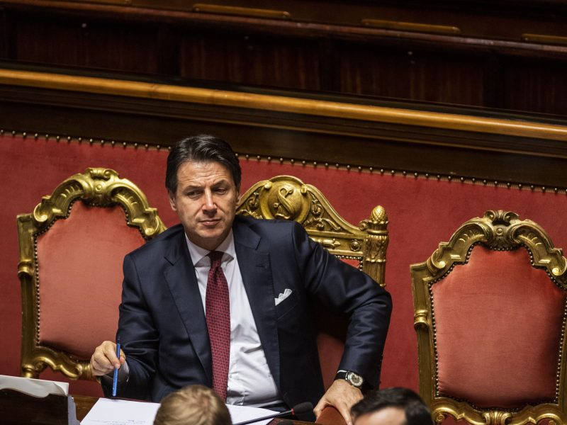 Italijos politinė krizė: kas bus toliau?
