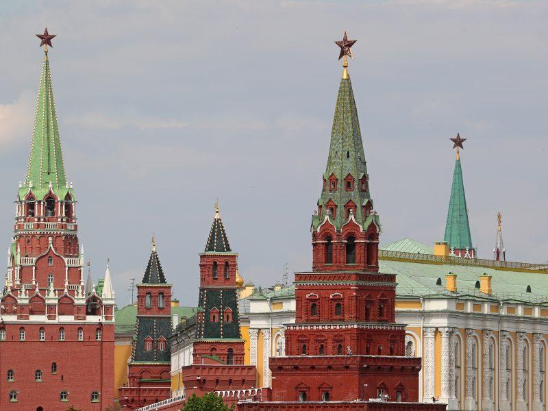 L. Linkevičius: pandemija Rusijai nesutrukdė tęsti agresiją