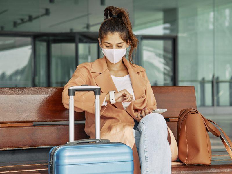 Sutriko dėl skrydžio sąlygų: vis kitokie atsakymai, žmonės klaidinami