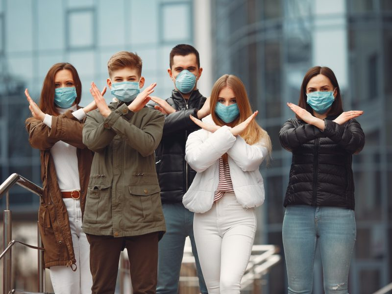 Apklausa: lietuviai norėtų didesnių ES galių pandemijai įveikti