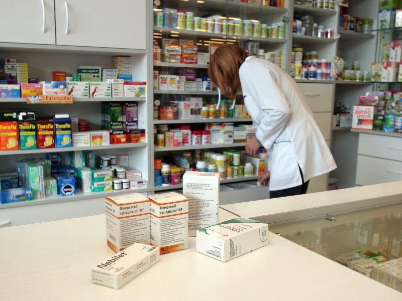 Laboratorijos, mobilieji punktai, karščiavimo klinikos, vaistinės dirbs ir švenčių dienomis
