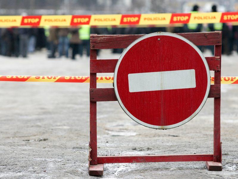 Svarbu: uždaroma Šilainius ir Romainius jungiančios Mosėdžio gatvės atkarpa