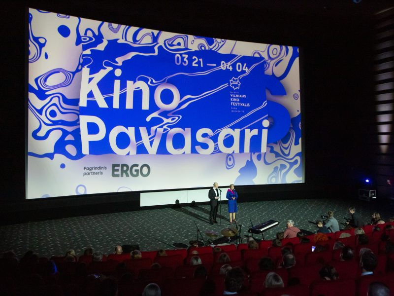 """Vilniuje atidarytas 24-asis tarptautinis kino festivalis """"Kino pavasaris"""""""