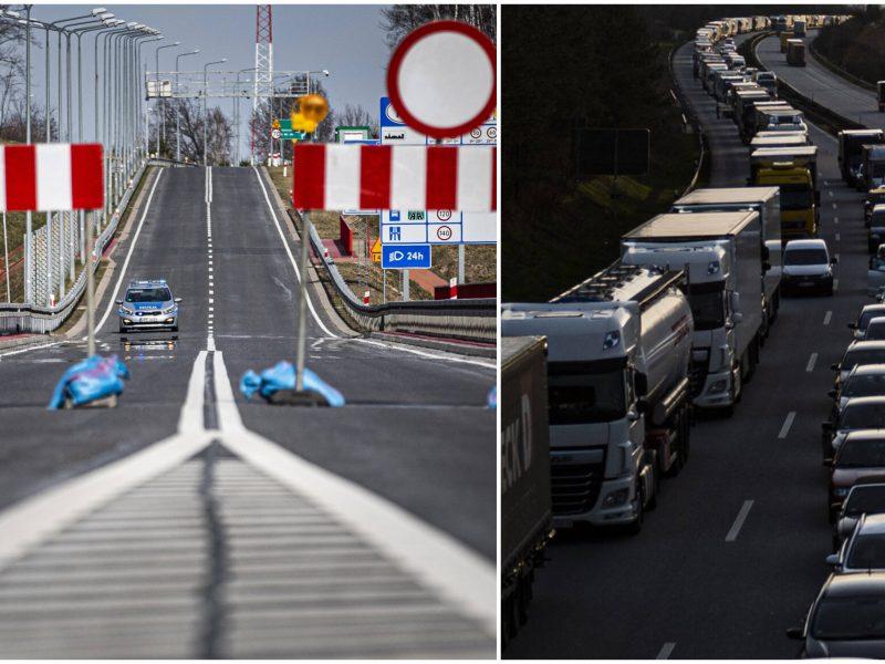 Lengvųjų automobilių keleiviai iš Vokietijos vyks traukiniu, automobiliai – keltu