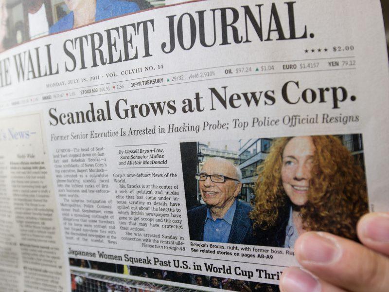 JAV laikraščiai pelnė Pulitzerio premijas už tyrimus dėl D. Trumpo veiklos