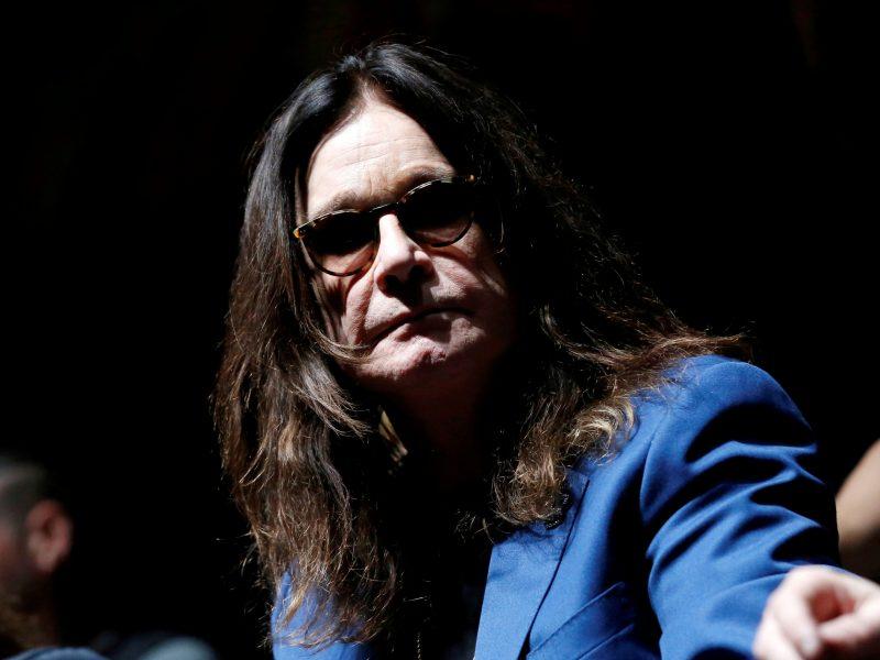 Britų atlikėjas O. Osbourne'as atšaukia savo koncertinį turą Europoje