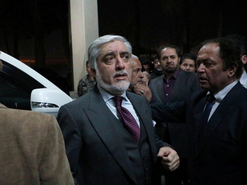 Afganistano prezidento rinkimus pralaimėjęs A. Abdullah užginčijo rezultatus