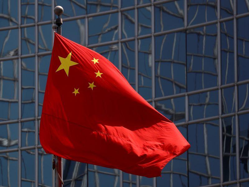 Kinijos ambasada apie žmogaus teisių diskusiją Seime: tai yra farsas