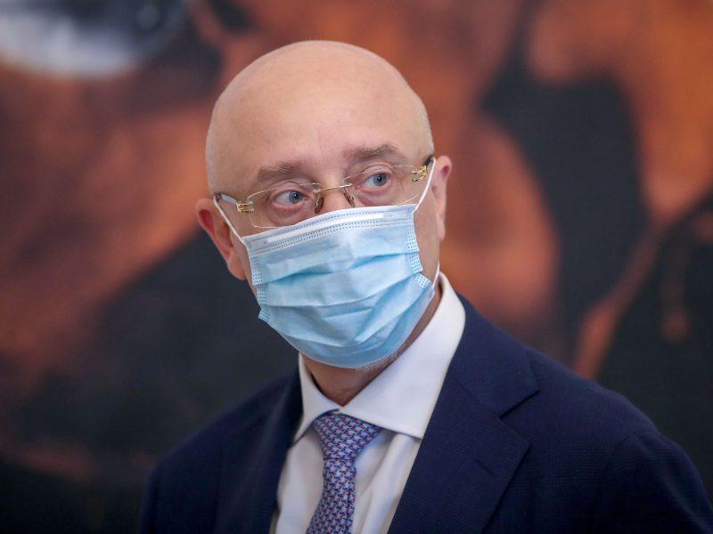 Kijevas: Ukraina negali atsisakyti Minsko susitarimų, bet juos reikia modernizuoti