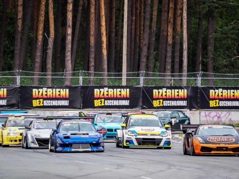Savaitgalį Estijoje – paskutinės sezono BaTCC lenktynės ir kovos dėl podiumo