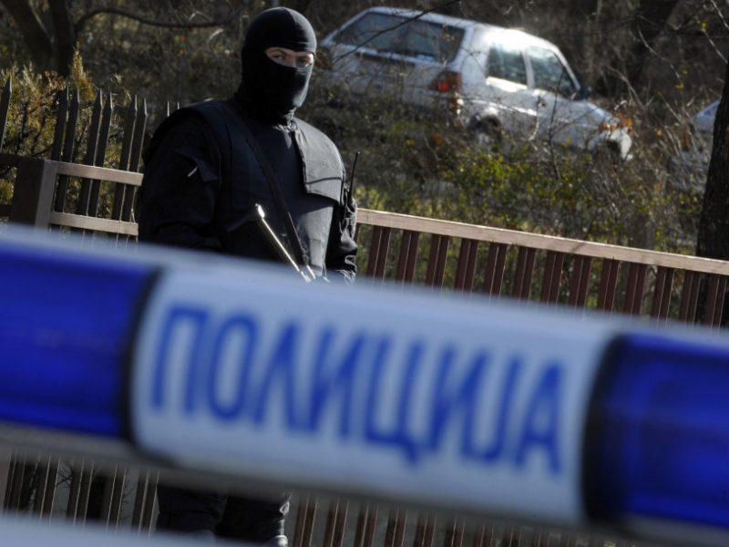 Belgrade į žaidimų aikštelę įsirėžus autobusui nukentėjo keli žmonės