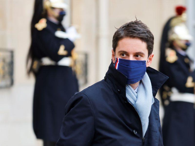 Prancūzija ketina netrukus atidaryti šimtus vakcinacijos centrų