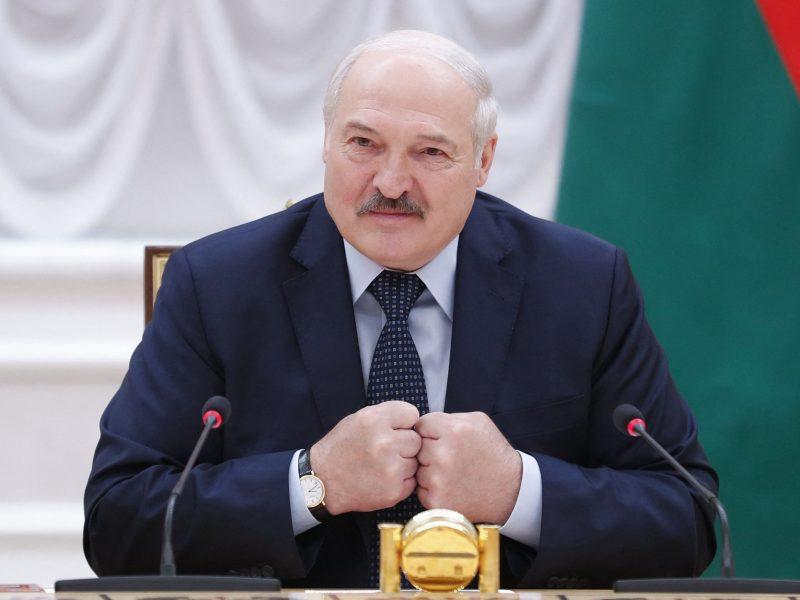 P. Latuško reikalauja A. Lukašenkos režimą paskelbti teroristine organizacija