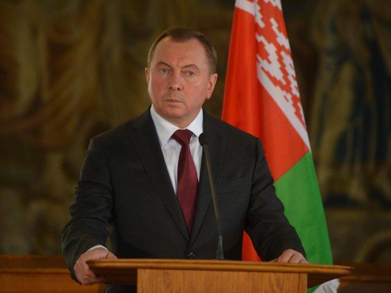 Baltarusija žada per du artimiausius mėnesius paskirti savo ambasadorių JAV