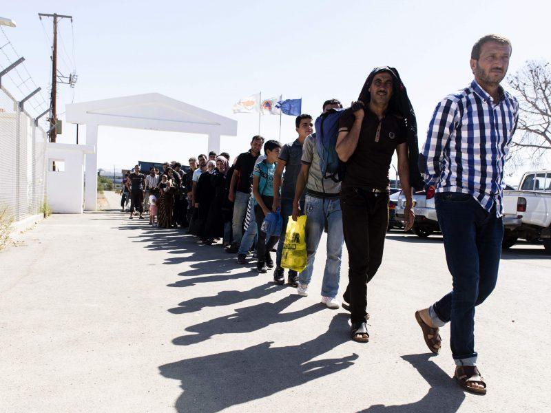 2018 metais daugiau kaip 330 tūkst. žmonių gavo prieglobstį ES