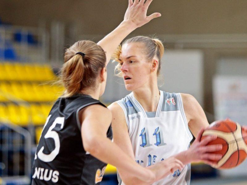 Naudingiausia praėjusios savaitės LMKL krepšininkė – K. Alminaitė