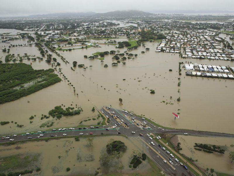 Gyventojų, kuriems kelia pavojų potvyniai, nuo 2000 metų padaugėjo 25 proc.