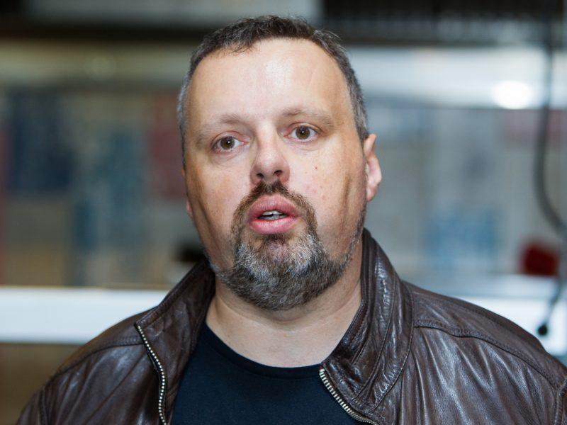 A. Užkalniui – nemalonumai: apskundė Kauno restoranas