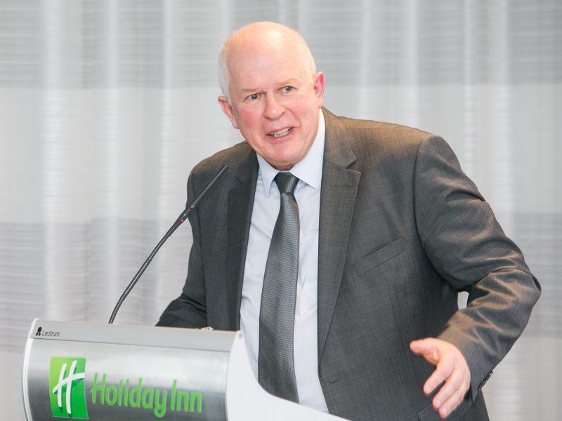 A. Saudargas: turime užtikrinti į žmogų orientuotą ir etišką dirbtinį intelektą
