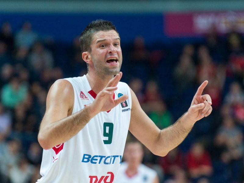 Lietuvos krepšininkų indėlis į Krasnodaro komandos pergalę – 25 taškai