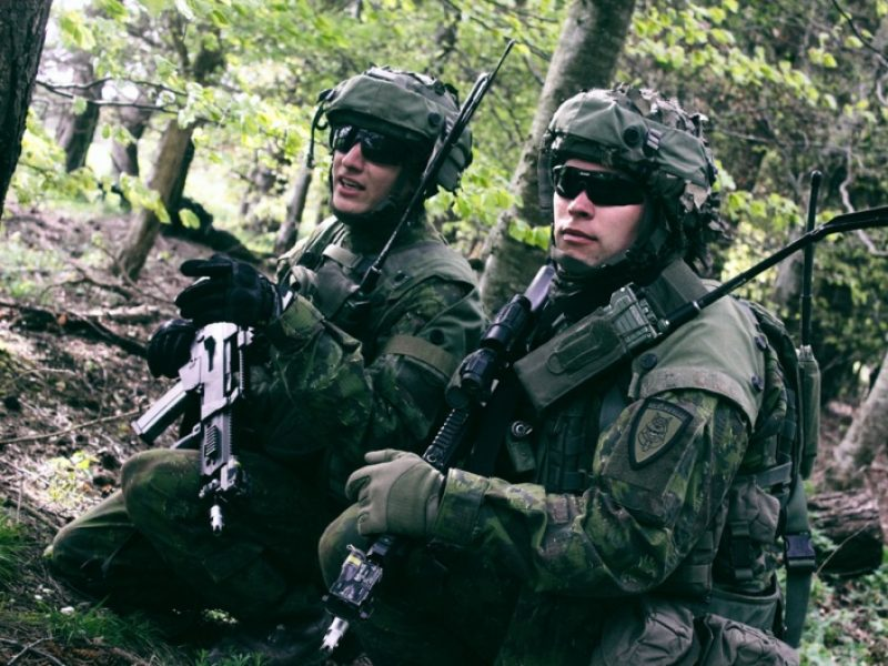 Įsilaužus į portalus paskelbtos melagingos žinios apie karines pratybas Lietuvoje