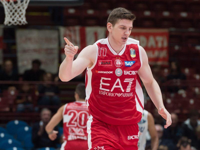 Lietuvos krepšininkai Milano komandai pelnė 24 taškus