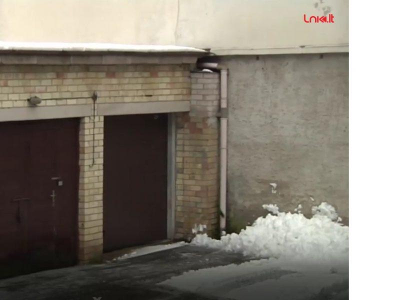 A. Brazausko garažo detektyvas