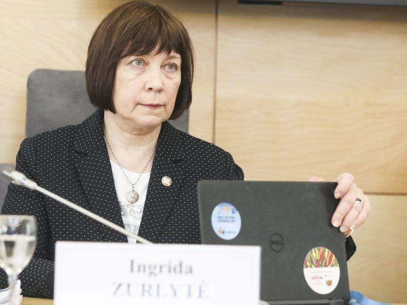 PSO atstovybės Lietuvoje vadovė: kaukes privalo dėvėti tie, kurie turi simptomų