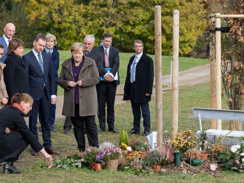 Vokietijoje – didžiulis pasipiktinimas dėl neonacių sudaryto politikų taikinių sąrašo