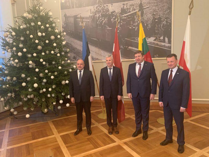 R. Karoblis: turime ir toliau stiprinti Baltijos šalių ir Lenkijos bendradarbiavimą