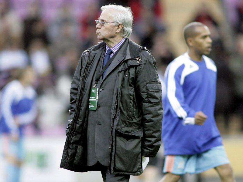 Mirė buvęs Prancūzijos futbolo rinktinės treneris M. Hidalgo