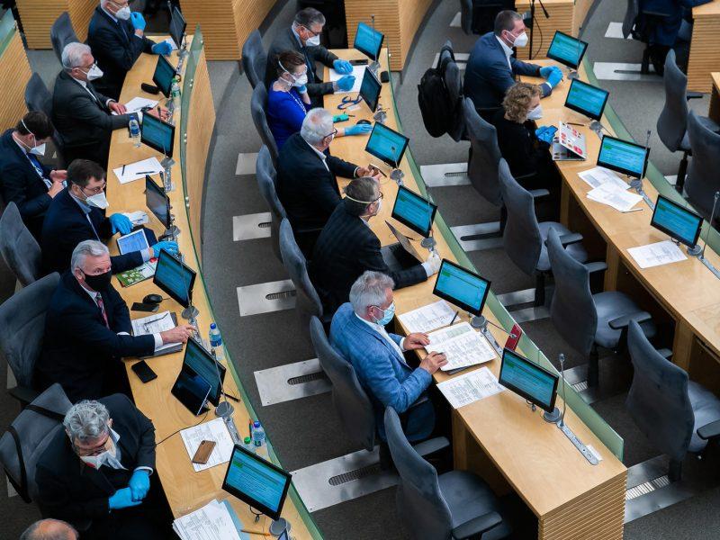 Seimas svarstys, ar suteikti lengvatą internetinei žiniasklaidai