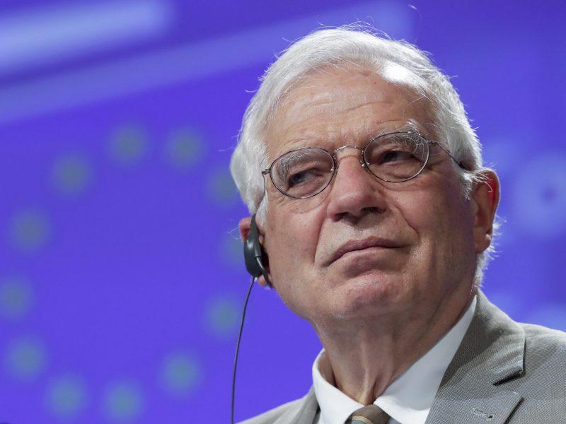ES kalbėsis su Turkija, bet rengs atsakomąsias priemones