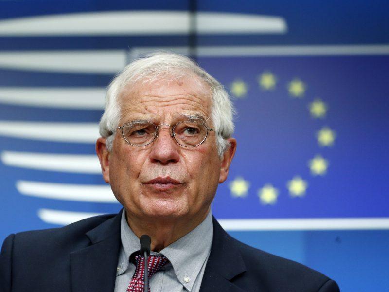 ES dujų ginče ruošia sankcijas Turkijai