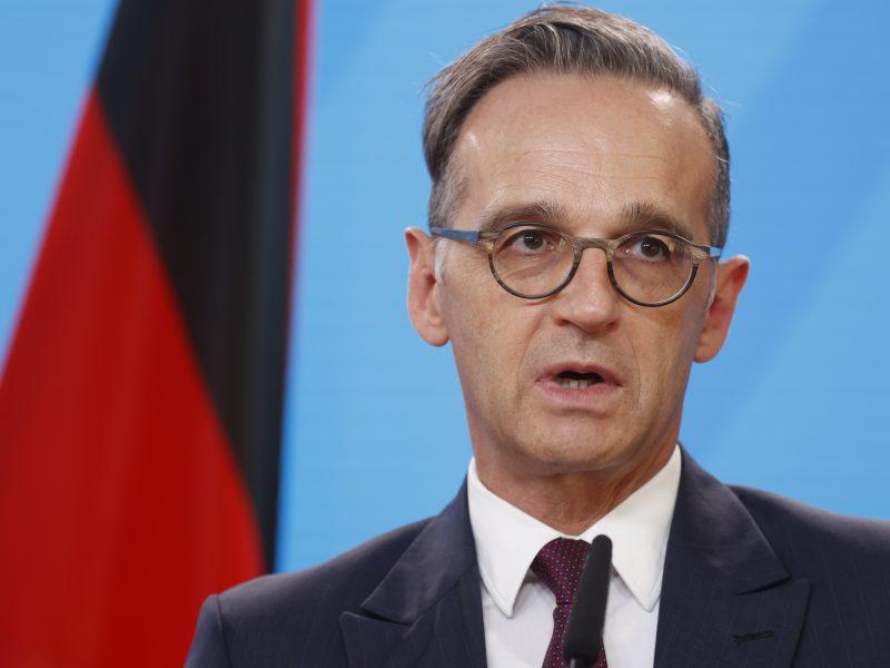 """JAV ir Vokietijai susitarus dėl """"Nord Stream 2"""", Kijevui žadamas milijardo dolerių fondas"""