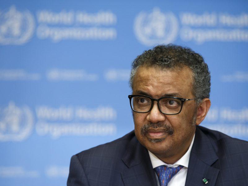 PSO ragina šalis nešvelninti karantino priemonių