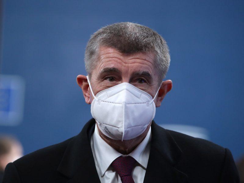 Čekijos premjeras: A. Merkel pasiūlė vietų Vokietijos ligoninėse infekuotiesiems iš mūsų šalies