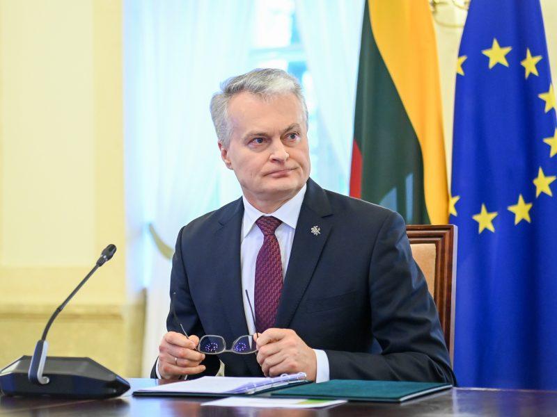 G. Nausėda su ekspertais aptars 2,2 mlrd. eurų vertės ekonomikos gaivinimo planą