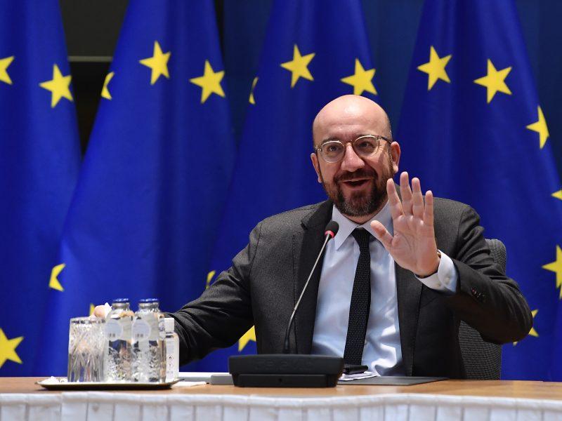 ES gegužės 25 d. surengs viršūnių susitikimą dėl pandemijos, klimato ir Rusijos klausimų