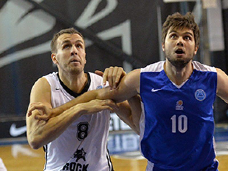 Tartu klubas su dviem lietuviais prapylė Krasnojarsko krepšininkams