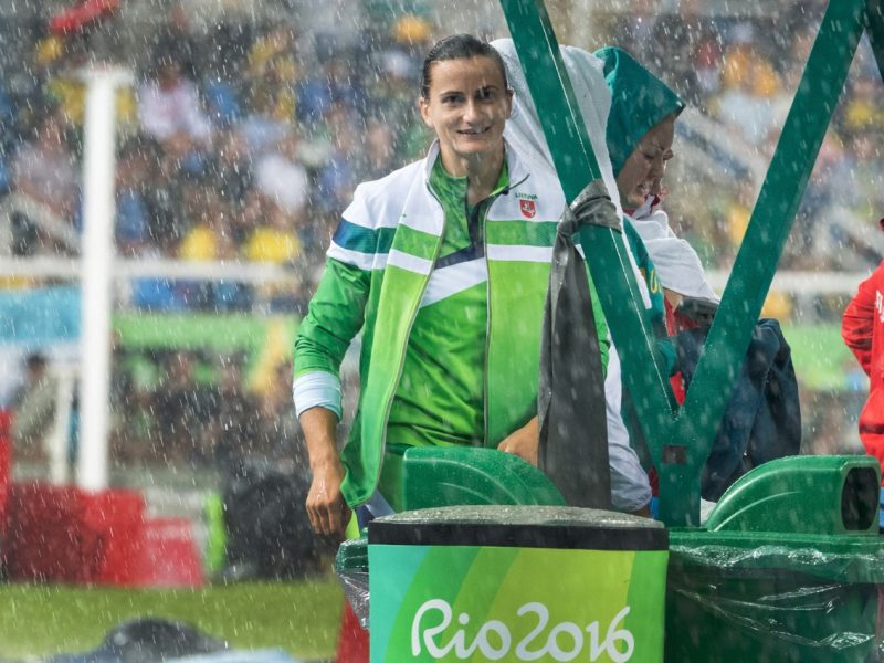 Lengvosios atletikos federacija pasisako už olimpiados nukėlimą