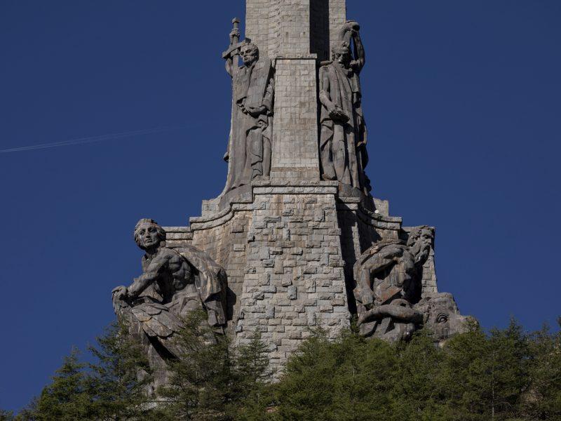 F. Franco mauzoliejus – didžiulis Ispaniją skaldantis monumentas