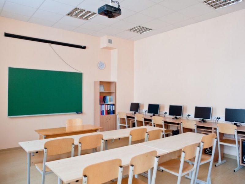 Švietimo ministerija – apie švietimo įstaigų darbą nuo pirmadienio