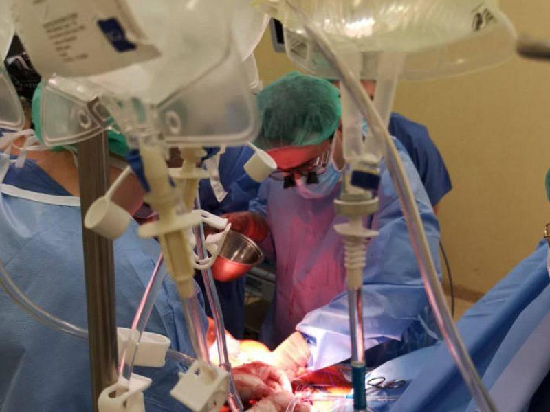 Lietuvoje ir keliose užsienio šalyse bus atliktos septynios organų transplantacijos