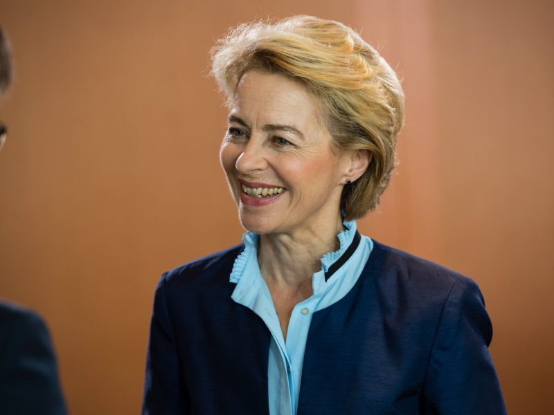 ES lyderiams pavyko sutarti dėl kandidatų į aukščiausius ES postus