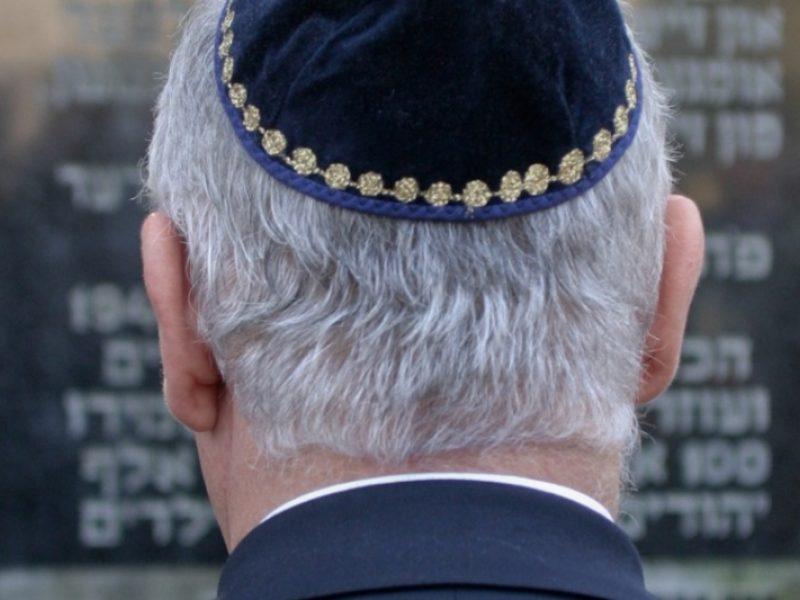 Holokausto baisumus primins liudininkai